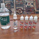 Verdunner voor aroma's (100% VG)
